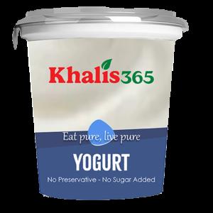 Khalis Yogurt Cup