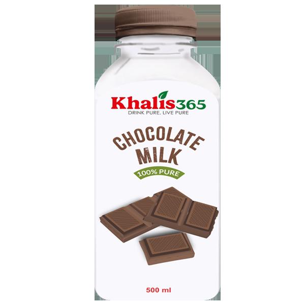 Khalis Chocolate Milk-500ml