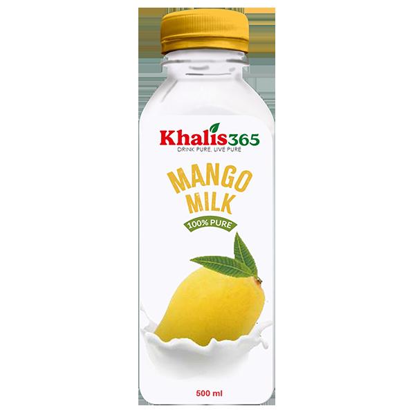Khalis Mango Milk-500ml