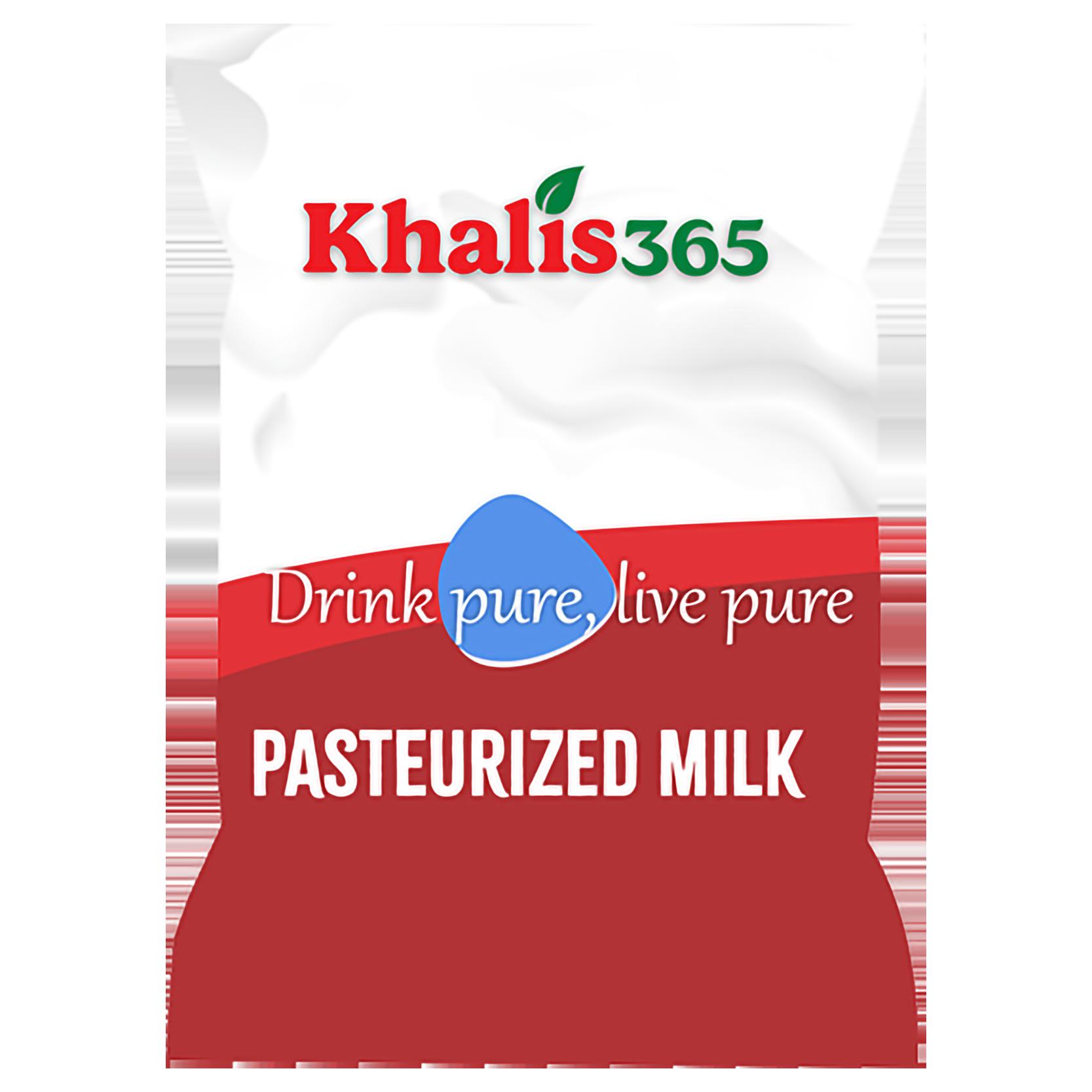 Khalis Pasteurized Milk